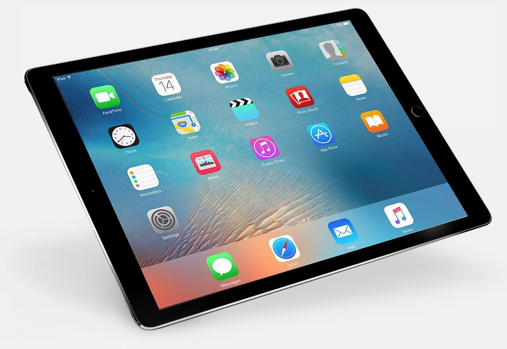 Udvikling af app til iPhone og iPad